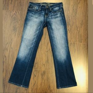 Gap Jeans Womens Size 6 / 28 Premium Bootcut